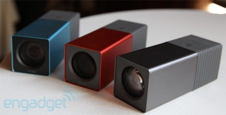 "Lytro camera hands-on video - Engadget | ""Cameras, Camcorders, Pictures, HDR, Gadgets, Films, Movies, Landscapes"" 