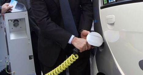 Une loi pour développer les bornes de recharge de véhicules électriques   Electromobilité   Scoop.it