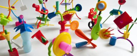 Jane Gillings | Class 8 Recyclable Art | Scoop.it