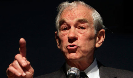 "Ron Paul: ""The Federal Reserve Is The Main Cause Of The Boom-And-Bust Economy"" 