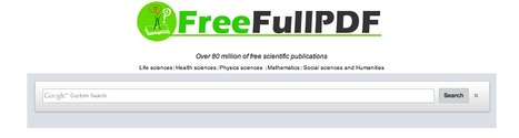FreeFullPDF.com - Free Scientific Publications | maquintel | Scoop.it