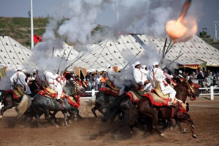 Carton plein pour la 9è édition du Salon du cheval d'El Jadida | Challenge | Kiosque du monde : Afrique | Scoop.it