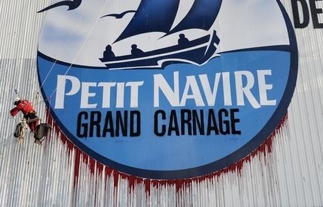 Pourquoi Greenpeace s'attaque à Petit Navire ? | Biodiversité | Scoop.it