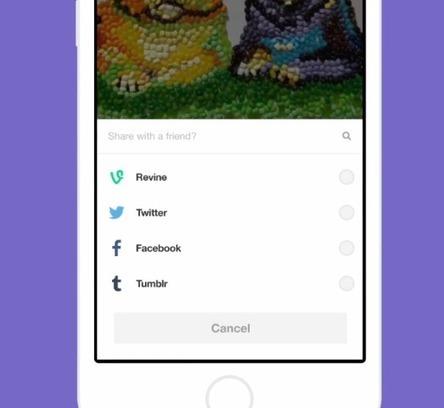 Vine autorise le partage des vidéos sur plusieurs réseaux sociaux en une fois | Pascal Faucompré, Mon-Habitat-Web.com | Scoop.it