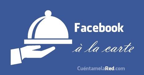 Los restaurantes ya pueden incluir su menú en Facebook | Marketing en Facebook | Scoop.it