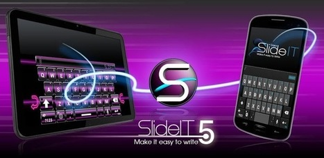SlideIT Keyboard v5.1 Patched Proper (paid) apk download | Android | Scoop.it