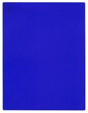 Yves Klein e il blu monocromo | Capire l'arte | Scoop.it