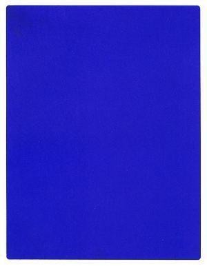 Yves Klein e il blu monocromo | Capire l'arte | Scoop.it
