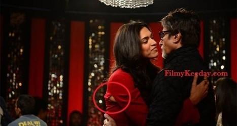 Deepika Padukone Suffers Wardrobe Malfunction - Filmy Keeday | Bollywood Updates | Scoop.it