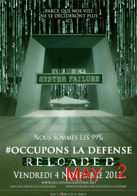DEFENSE RELOADED #occupy #indignados #indigné-e-s #12M15M #1M #M1 #marchonsensemble #marcheparis2012 #21A | #marchedesbanlieues -> #occupynnocents | Scoop.it