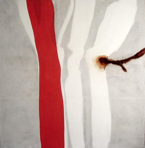L'Arbre de Goethe, exposition de Patricia Erbelding, jusqu'au 3 juillet 2013, à la Galerie Jacques Levy   Blow-Art   Scoop.it