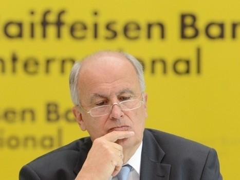 La banque Raiffeisen International anticipe une perte cette année | #Banque #Actus | Scoop.it