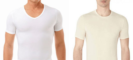 Undershirts with Dress Shirts. Good Idea? | Art of Style | Fashion for Men | Scoop.it