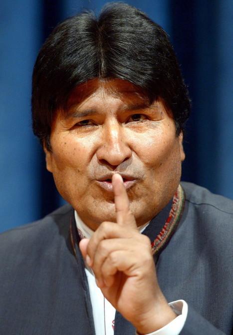 Mandato de Evo Morales multiplica por cuatro el crecimiento económico en Bolivia | investigadores y docentes de historia | Scoop.it
