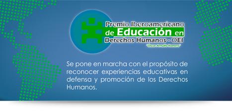 """Premio Iberoamericano de Educación en Derechos Humanos """"Óscar Arnulfo Romero""""   Regiones y territorios de Colombia   Scoop.it"""