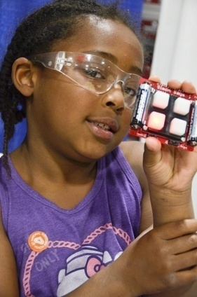 Enginursday: The Littlest Hackers - News - SparkFun Electronics | Invent To Learn: Making, Tinkering, and Engineering in the Classroom | Scoop.it