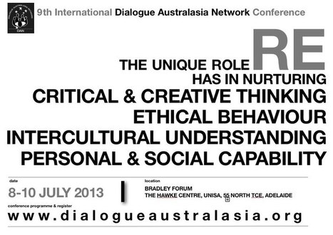 Dialogue Australasia Network |  | Religious and values education | Scoop.it