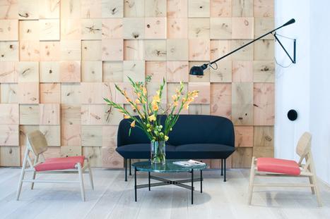 Visiting Dinesen in Copenhagen · Happy Interior Blog | Interior Design & Decoration | Scoop.it