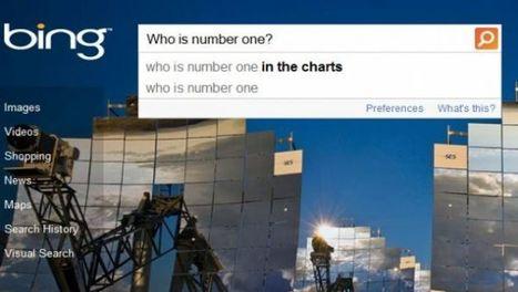 Το Bing ψάχνει και στα κοινωνικά δίκτυα! | iEduc | Scoop.it