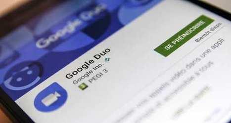 Google lance Duo, en concurrence frontale avec le FaceTime d'Apple | Actu télécom | Scoop.it