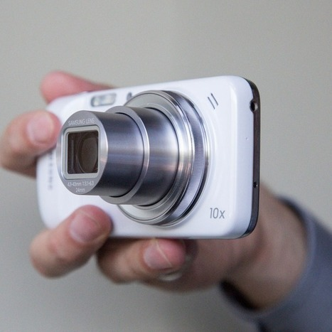 Hands On With the Samsung Galaxy S4 Zoom | Cool Gadgets please | Scoop.it