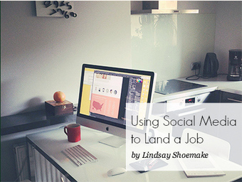 Using Social Media to Land a Job | Newton Marketing Forum | Scoop.it