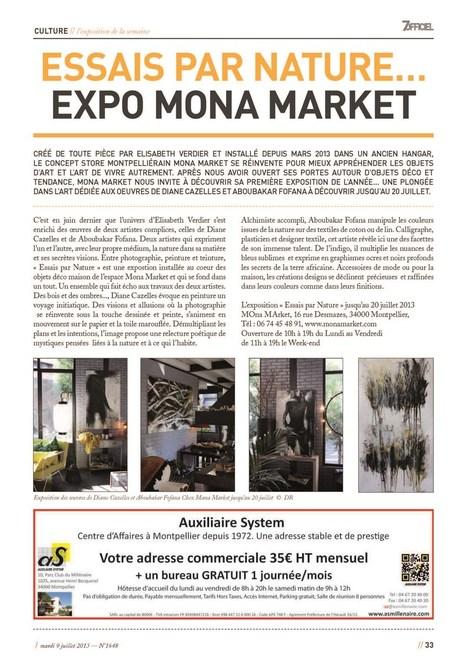 7 Officiel   MOna MArket Montpellier   Scoop.it