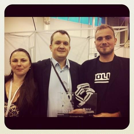 Phonitive remporte le Grand prix des Trophées de l'économie numérique   La lettre de Toulouse   Scoop.it