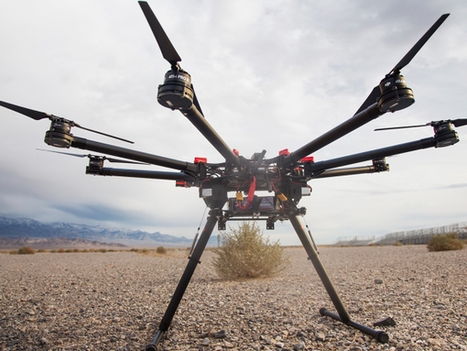 The Internet of Anything: A Shortcut to Your Drone License | Peer2Politics | Scoop.it