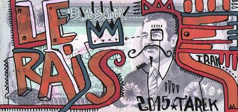 Billets de banque customisés par Tarek | The art of Tarek | Scoop.it