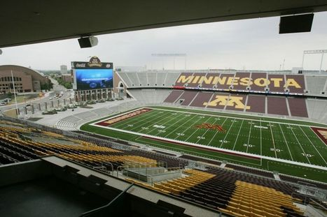 New deal lets Minn. Vikings play at U of M TCF Bank Stadium | Gov. & law-lexypries | Scoop.it