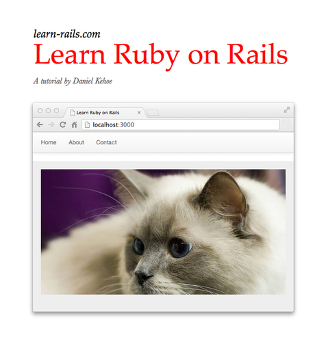 Learn Ruby on Rails book review | Learn Ruby and Rails | Scoop.it