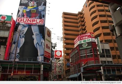 DenDen Town, le Akihabara d'Osaka   HORIZONS DU JAPON   Voyager au japon   Scoop.it