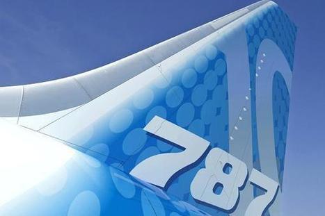 Boeing raises forecast as third-quarter profit jumps - CNBC.com   Boeing   Scoop.it