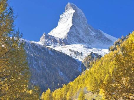 Matterhorn disintegrating in the face of global warming | The Glory of the Garden | Scoop.it