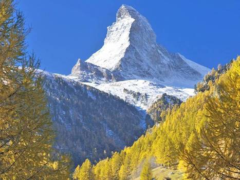 Matterhorn disintegrating in the face of global warming | Climate change challenges | Scoop.it