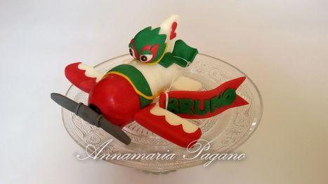 Work in progress El Chupacabra in pasta di zucchero...   Cake Design e Decorazioni Torte   Scoop.it