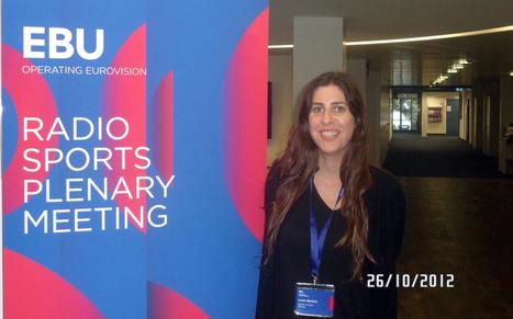 Rede Itatiaia é convidada de honra na reunião do Sindicato Europeu de Radiodifusão   SportonRadio   Scoop.it