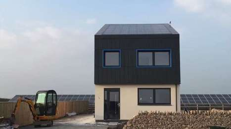 Smart low-carbon Solcer House generates more electricity than it uses | Farming, Forests, Water, Fishing and Environment | Scoop.it