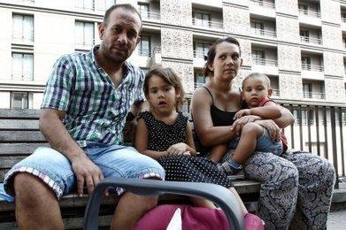 Bordeaux : une famille kosovare à la rue malgré un droit à l'asile   Bordeaux   Scoop.it