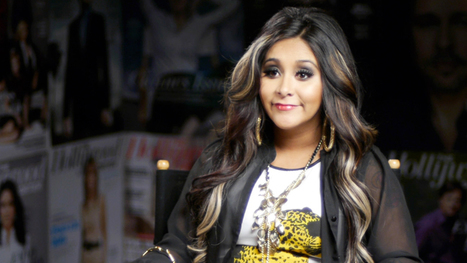 Snooki on Staying Sober and Why She was Spotted Pushing Around a Stroller Full of Beer (Video)   TVFiends Daily   Scoop.it