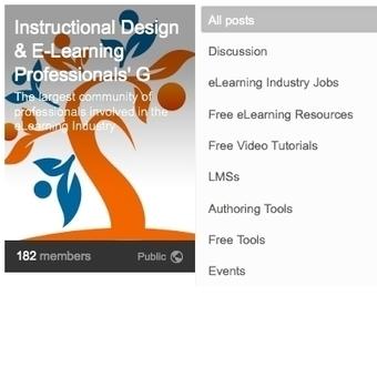 El Top 5 de las Comunidades de eLearning en Google+ a las que debes unirte | El proceso de enseñanza-aprendizaje y las TIC | Scoop.it