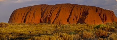 Uluru - News & Media - Tourism Australia | RIC World Regional Geography | Scoop.it