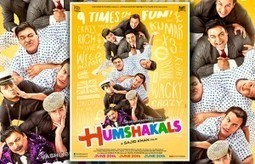 Humshakal Movie Trailer | Release Date | Review | Songs | Online | Hindi Bollywood Movies | Scoop.it