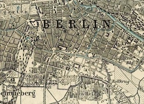 Why Historical Maps Still Matter So Much, Even Today | British Genealogy | Scoop.it