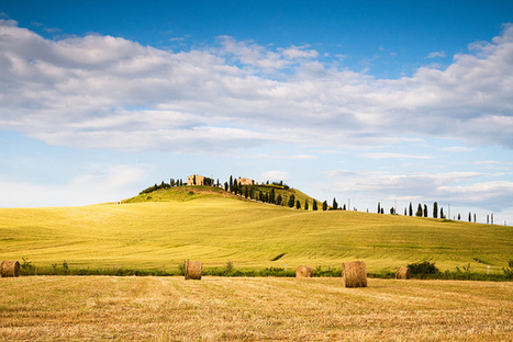 The Crete Senesi and the Accona Desert | Italia Mia | Scoop.it
