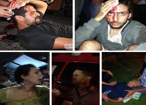 Maroc : La répression des manifestations pacifiques continue   Islam News   Scoop.it