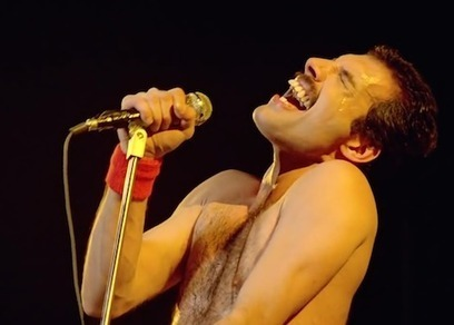 Gay Iconography: All Hail the Queen Frontman, Freddie Mercury | Daily Crew | Scoop.it
