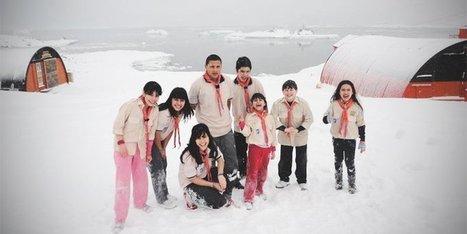 Un grupo scout en la Antártida   Escultismo para el Siglo XXI   Scoop.it