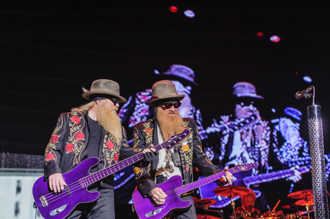 ZZ Top And Ben Miller Band Bring New Spin To Classics - Radio.com News | moostiick's shoots | Scoop.it